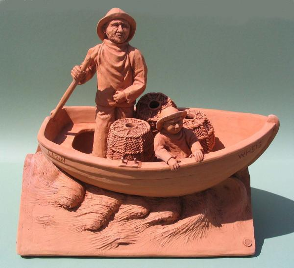 Maggie Curtis - Fisherman ridge tile